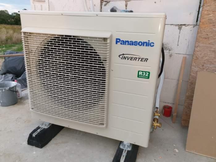 Pompa ciepła agregat klimatyzacja wentylacja